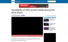 Anonymous Hack Media Sosial Milik ISIS