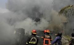 Percikan Api Las Penyebab Pabrik Gula Madukismo Terbakar