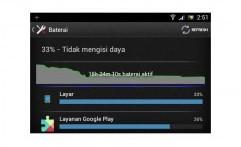 Lacak Ponsel Android Bisa Melalui Baterainya