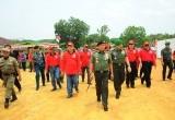 TNI Hijaukan Perbatasan