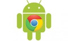 Tidak Ada Lagi Chrome Android ICS