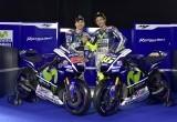 Tim Movistar Yamaha Luncurkan YZR-M1
