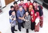 Keluarga Yudhoyono Kunjungi Goa Tabuhan Pacitan
