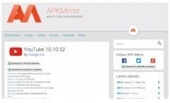 Nikmati Video 4K dengan YouTube 10.10.52