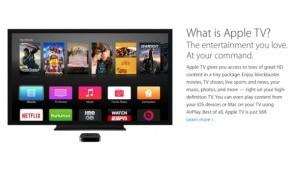 Apple TV Terbaru Hadir dengan Dukungan SIRI