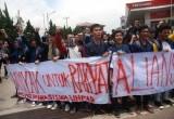 5 Tempat Ini Mahasiswa Tolak Kebijakan Jokowi