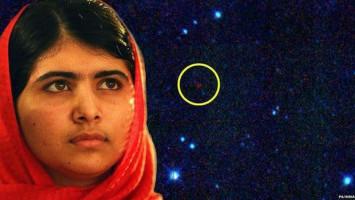 Malala Yousafzai Miliki Asteroidnya Sendiri