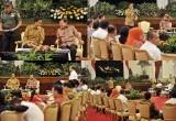 Jokowi-JK Pimpin Sidang Kabinet Paripurna RKP 2016