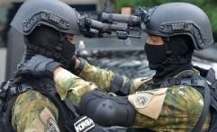 Jelang Pembukaan KAA, Personel TNI dan Polri Gladi Bersih