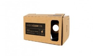 Dodocase Bagikan Google Cardboard Gratis