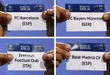 Hasil Undian Semifinal Liga Champions
