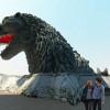 Uniknya Hotel Godzilla di Jepang