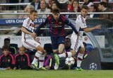 Aksi Messi dan Neymar Hancurkan Bayern Munchen di Camp Nou