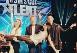 Keceriaan Anggun C Sasmi Bersama Juri Asia's Got Talent