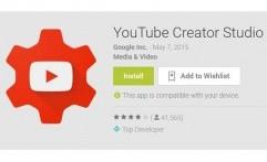 YouTube Creator Studio 3.1 Hanya Perbarui Tampilan