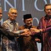 Kala Mantan Pemimpin RI dan Timor Leste Berbagi Pengalaman
