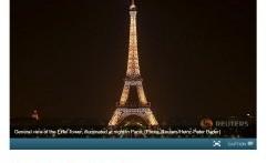 Jadi Sarang Copet, Menara Eiffel Ditutup