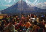 Nasib Pengungsi Gunung Sinabung