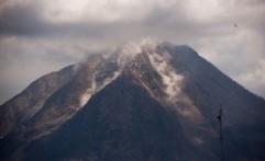 """Gunung Sinabung Sempat """"Tidur"""" Selama 400 Tahun"""