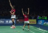 Greysia/Nitya Melenggang ke Final Indonesia Open 2015