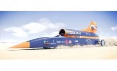 Mobil Supersonik Siap Debut pada November
