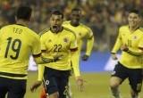 Aksi Kolombia Kalahkan Brazil