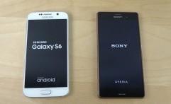 Keunggulan Sony Xperia Z3 Dibanding Samsung Galaxy S6