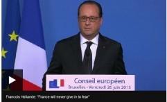 Serangan ISIS, Presiden Prancis Minta Pihak Keamanan Bersiaga