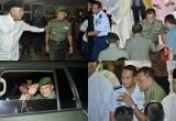 Jelang Pelantikan Jenderal Gatot Nurmantyo