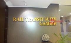 Pembangunan Hotel Transit Stasiun Gambir Habiskan Dana Rp4 M