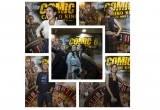 Pose Artis di Pemutaran Film Comic 8