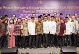 Jokowi Buka Puasa Bersama Kadin
