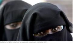 Chad Larang Wanita Muslim Pakai Cadar