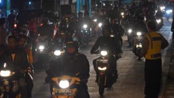 Larangan Mudik, Kendaraan Diminta Putar Balik ke Jakarta