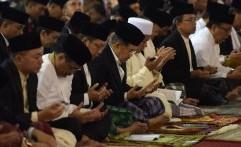 Sekitar 150 Ribu Jemaah Hadiri Salat Ied di Istiqlal