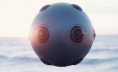 Nokia OZO, Kamera untuk Produksi Video Vitual Reality