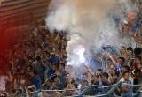 Kerusuhan Penonton Laga Antara Kukesi vs Legia