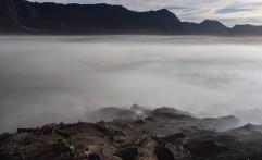 Perayaan Yadnya Kasada Gunung Bromo