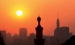 Gelombang Panas Membuat Mesir Kacau