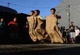 Keseruan Lomba Menjelang Hut RI ke-70 di Sejumlah Daerah