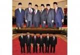 Pergantian Menteri Kabinet Kerja