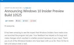 Baru Beberapa Minggu, Microsoft Rilis Pembaruan Windows 10