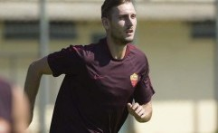 Bek Anyar Roma Tak Gentar Hadapi Juventus
