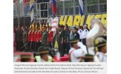 Malaysia Rayakan Hari Kemerdekaan