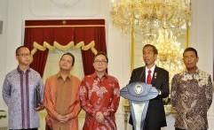 Heboh Meme Lucu PAN Gabung ke Koalisi Pemerintahan Jokowi-JK