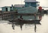 Sedanau, Kota Kecil Ditepi Laut di Natuna