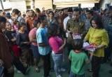 Jokowi Lakukan Blusukan di Jakarta