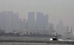 Kabut Asap Kepung Malaysia dan Singapura
