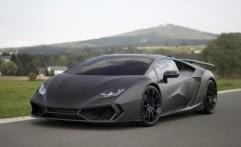 Lamborghini Huracan Tampil Beringas Dibalut Serat Karbon