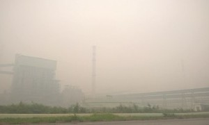 Dampak Kabut Asap, Pemkot Pontianak Liburkan Sekolah